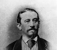 Vabilo na kulturni večer ob 185. obletnici rojstva Frana Levstika
